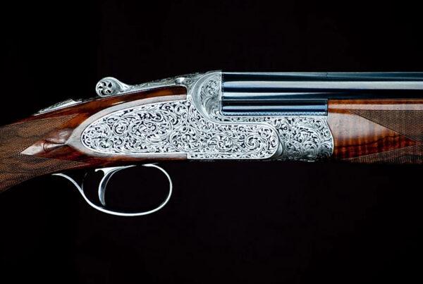 Engraving handguns | Gunsmith Paolo Peli PMP Armi Srl